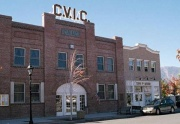 CVIC_Hall in Historic Minden