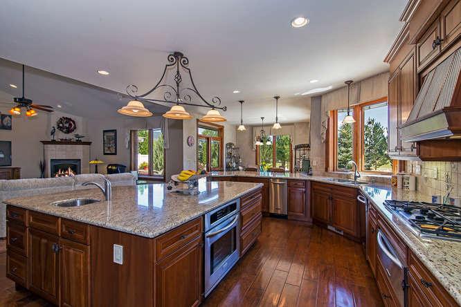 centerville ranch kitchen