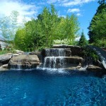 Waterfall Backyards