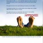 Benefits of Pre-Approval