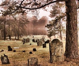 grave-yard