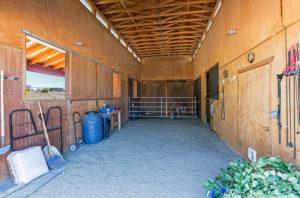 Barn for Horses